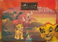 디즈니 가방 퍼즐: 라이온 킹