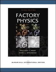 Factory Physics 3/E (Paperback)