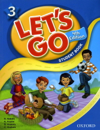 Let's Go. 3 Student Book
