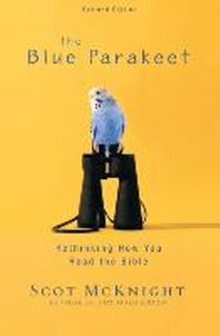 [해외]The Blue Parakeet (Paperback)
