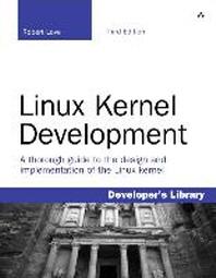 [해외]Linux Kernel Development (Paperback)