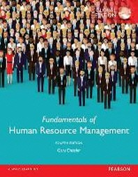 Fundamentals of Human Resource Management(Global Edition)