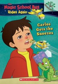 [해외]Carlos Gets the Sneezes (Paperback)