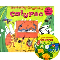 노부영 Creepy Crawly Calypso (원서 & CD)