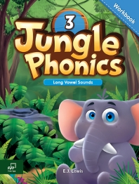 Jungle Phonics 3 Workbook