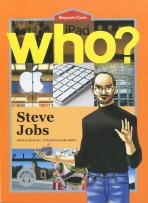 STEVE JOBS(스티브 잡스)(영문판)(WHO)(CD2장포함)(BIOGRAPHY COMIC 18)