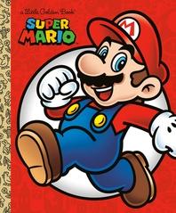 [해외]Super Mario Little Golden Book (Nintendo)