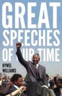 [해외]Great Speeches of Our Time (Paperback)