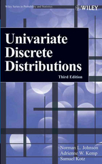 Univariate Discrete Distributions