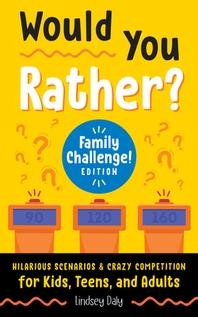 [해외]Would You Rather? Family Challenge! Edition
