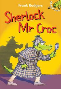 [해외]Sherlock Mr Croc
