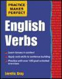 English Verbs(Practice Makes Perfect)