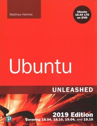 [해외]Ubuntu Unleashed 2019 Edition