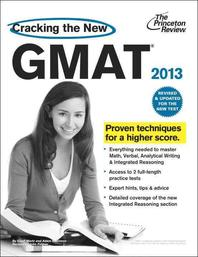 Cracking the New GMAT(2013)
