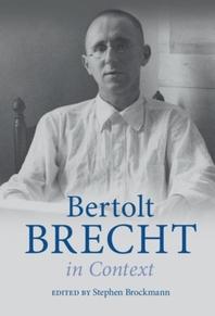 [해외]Bertolt Brecht in Context