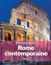 [해외]Rome contemporaine (Paperback)