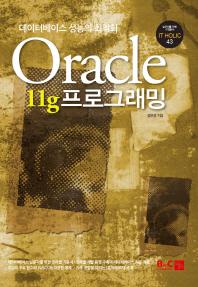 Oracle 11g 프로그래밍(IT HOLIC 43)