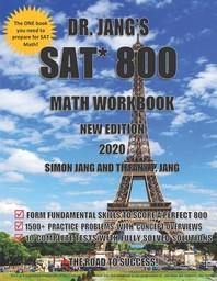 [해외]Dr. Jang's SAT* 800 Math Workbook New Edition