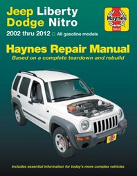 Jeep Liberty & Dodge Nitro 2002-2012 Haynes Repair Manual