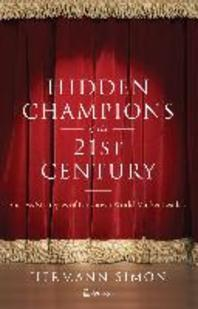 [해외]Hidden Champions of the Twenty-First Century (Hardcover)