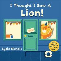 [해외]I Thought I Saw a Lion!