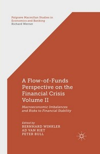 [해외]A Flow-Of-Funds Perspective on the Financial Crisis Volume II (Paperback)