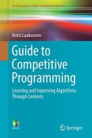 [해외]Guide to Competitive Programming (Paperback)