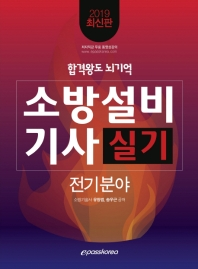 소방설비기사 실기: 전기분야(2019)(합격왕도 뇌기억)
