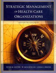 [해외]The Strategic Management of Health Care Organizations