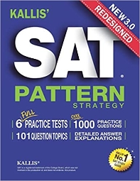 [해외]KALLIS' Redesigned SAT Pattern Strategy 3rd Edition