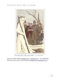 어린이를 위한 전래동화.The National Nursery Book, by Unknown