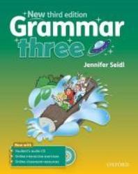 Grammar Three(CD1장포함)