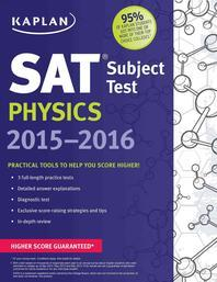 Kaplan SAT Subject Test Physics