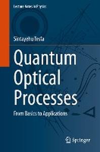 [해외]Quantum Optical Processes