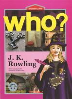 J K ROWLING(조앤 롤링)(영문판)(WHO)(CD1장포함)(BIOGRAPHY COMIC 19)