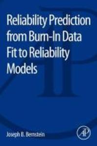 [해외]Reliability Prediction from Burn-In Data Fit to Reliability Models