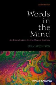 [해외]Words in the Mind (Paperback)