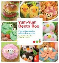 [해외]Yum-Yum Bento Box (Paperback)