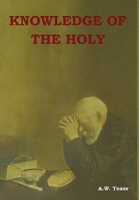 [해외]Knowledge of the Holy (Hardcover)