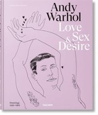 [해외]Andy Warhol. Love, Sex, and Desire. Drawings 1950-1962