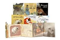 한림출판사 다국어그림책 베트남어 세트(전6권)