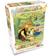 플란다스의 개 직소퍼즐 150pcs: 오두막 집(인터넷전용상품)