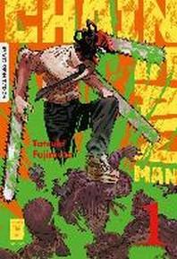 [해외]Chainsaw Man 01
