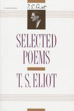 [해외]T. S. Eliot Selected Poems