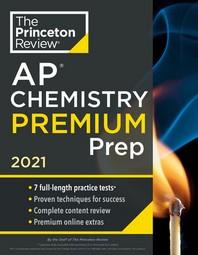 [해외]Princeton Review AP Chemistry Premium Prep, 2021