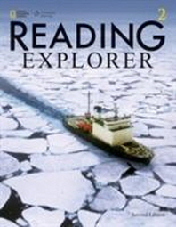 Reading explorer 2 SB + Online WB sticker code