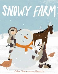 [해외]Snowy Farm