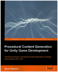 [해외]Procedural Content Generation for Unity Game Development (Paperback)