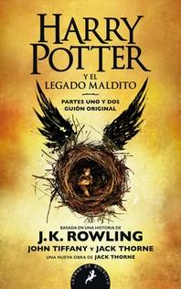 Harry Potter (08 Bolsillo) y El Legado Maldito