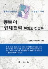 동북아 경제협력:통합의 첫걸음